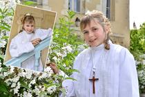 photographe communion sarthe